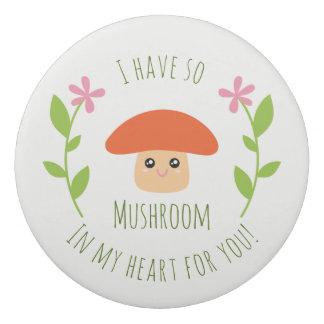 Ich habe so Pilz in meinem Herzen für Sie Radiergummi 1