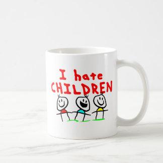 Ich hasse Kinder! Tasse