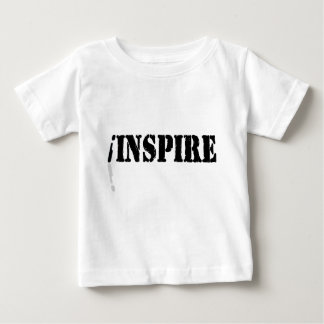 Ich inspiriere baby t-shirt