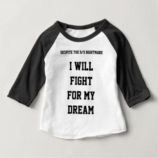 Ich kämpfe für meinen TraumDaca Protest-T - Shirt