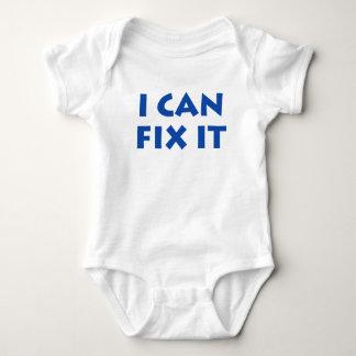 Ich kann es regeln baby strampler
