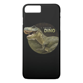Ich kenne Dino-Logo iPhone 8 Plus/7 Plus Hülle