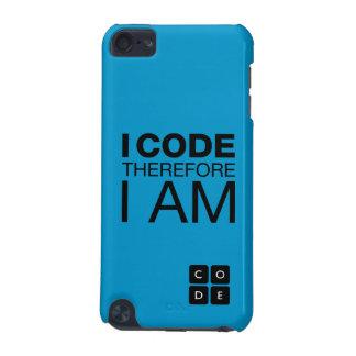 Ich kodiere deshalb mich bin iPod touch 5G hülle