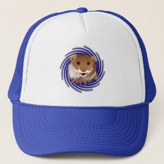 Ich liebe meinen kleinen Hamster Cap Truckerkappe