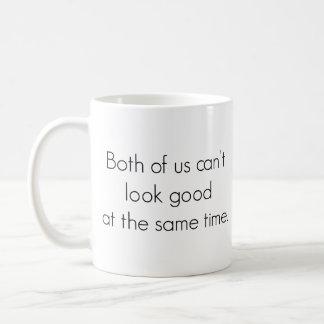 Ich oder das Haus Tasse