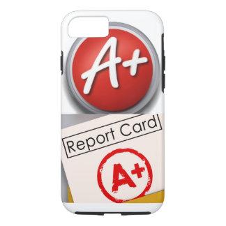 Ich rufe 6/6s A an+ Studenten-Fall iPhone 8/7 Hülle