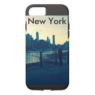 Ich rufe 6 New York City den Fall an iPhone 8/7 Hülle
