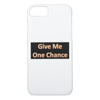 Ich rufe Fall an iPhone 8/7 Hülle