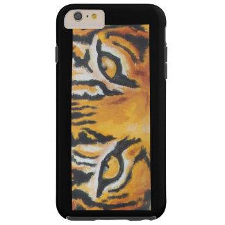 ich rufe Fall mit Tigeraugen an Tough iPhone 6 Plus Hülle