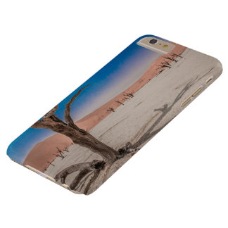 Ich rufe schützenden Fall S6 mit Deadvlei Barely There iPhone 6 Plus Hülle