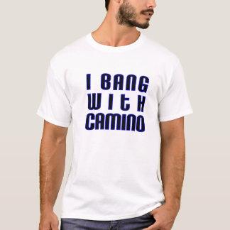 Ich schlage mit Camino T-Shirt