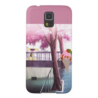 Ich schreie für Eiscreme-Starlet Samsung Galaxy S5 Hülle