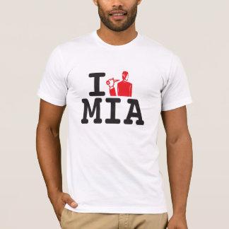 ICH TÖTE MIA (lex) T-Shirt