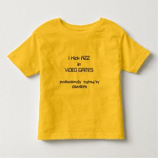 Ich trete AZZin VIDEOspielberufliches ausgebildet… Shirt