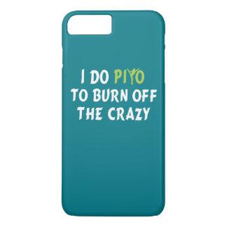 Ich tue PiYo, um das VERRÜCKTE aufzubrauchen iPhone 7 Plus Hülle
