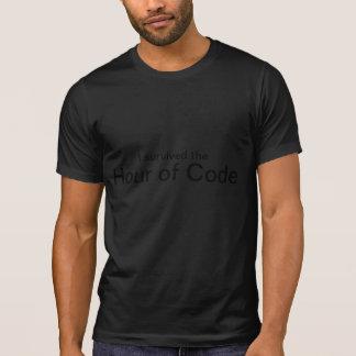 Ich überlebte die Stunde des Codes (Männer) T-Shirt