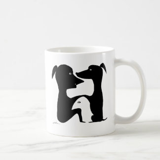 Ich und Sie Tasse