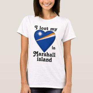 Ich verlor mein Herz in Marshall Islands T-Shirt