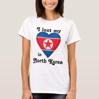 Ich verlor mein Herz in Nordkorea T-Shirt