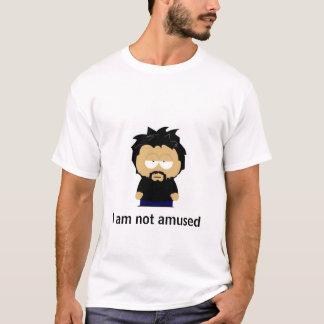 Ich werde nicht unterhalten T-Shirt