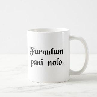 Ich will nicht einen Toaster Kaffeetasse