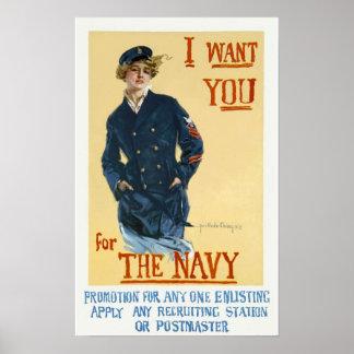 Ich will Sie Poster
