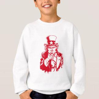 Ich will Sie Sweatshirt