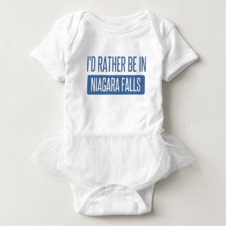 Ich würde eher in Niagara Falls sein Baby Strampler