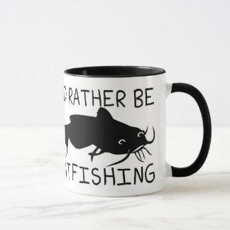 Ich würde eher Katzenfischenentwurf sein Tasse