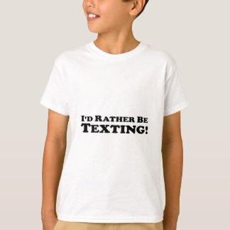 Ich würde eher simse - Kleidung sein T-Shirt