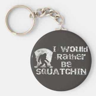 Ich würde eher Squatchin Bigfoot Keychain sein Schlüsselanhänger