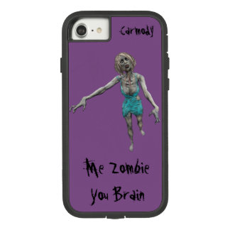 Ich Zombie - Sie Gehirn Case-Mate Tough Extreme iPhone 8/7 Hülle