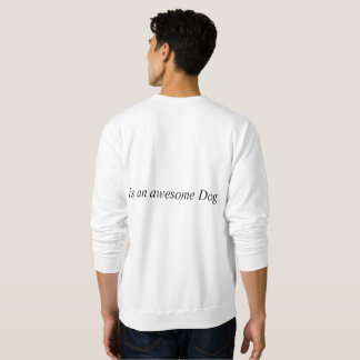 Iconic Hundehymnen-Shirt Sweatshirt