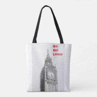 Iconic London-Taschen-Tasche
