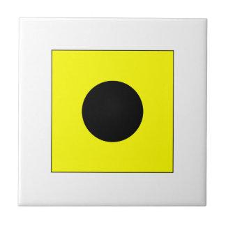 Ics-Flagge I Keramikfliese