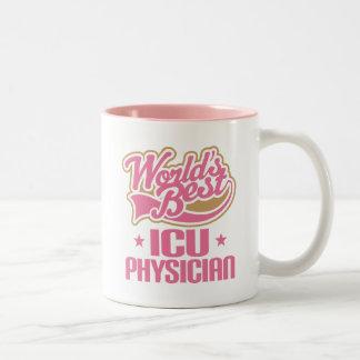 ICU Arzt-Anerkennungs-Geschenk-Tasse Zweifarbige Tasse