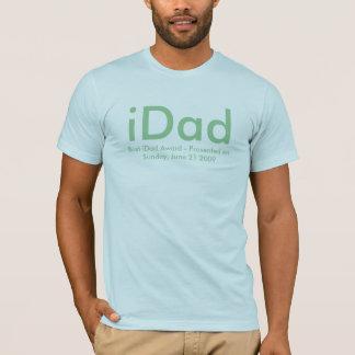 iDad T - Shirt - bester iDad Preis dargestellt