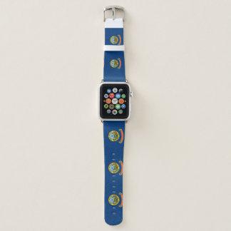 Idaho-Flagge Apple Watch Armband