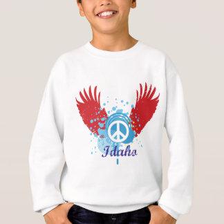 Idaho-Frieden Sweatshirt