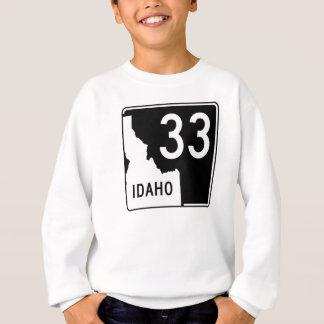 Idaho-Staats-Landstraße 33 Sweatshirt