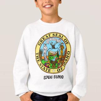 Idaho-Staats-Siegel und Motto Sweatshirt