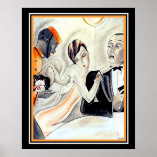 """""""Ihr bestster Wunsch"""" 1929 durch Dodo 16 x 20 Poster"""