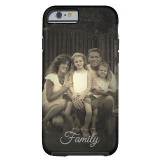 Ihr Familien-Foto Tough iPhone 6 Hülle