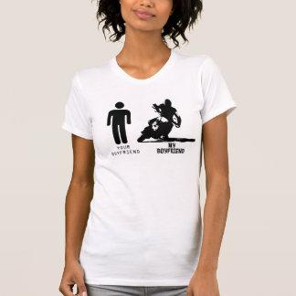 Ihr Freund mein Freund Supermoto T-Shirt