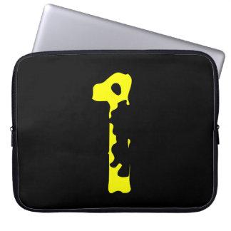Ihre Glückszahl u. Farbe Laptop Computer Schutzhülle