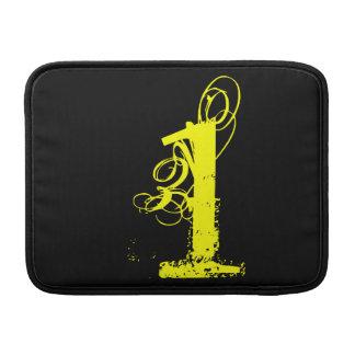 Ihre Glückszahl u. Farbe MacBook Air Sleeve