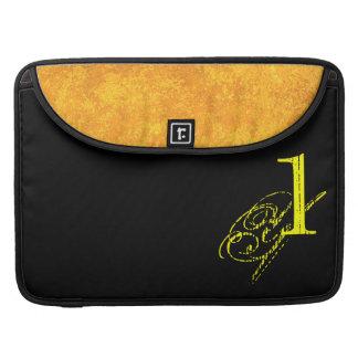 Ihre Glückszahl u. Farbe MacBook Pro Sleeve
