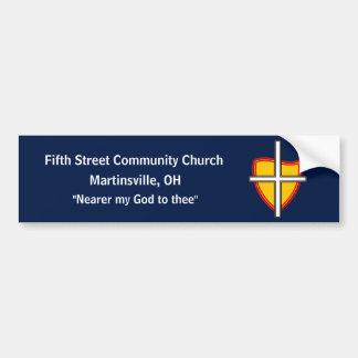 Ihre Kirchen-Kreuz-u. Autoaufkleber