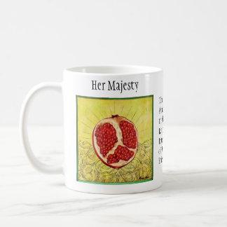 Ihre Majestät Kaffeetasse
