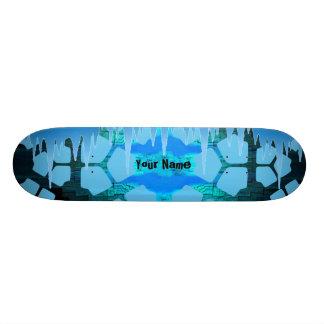 Ihre Namenseis-Schmelze 18,1 Cm Old School Skateboard Deck